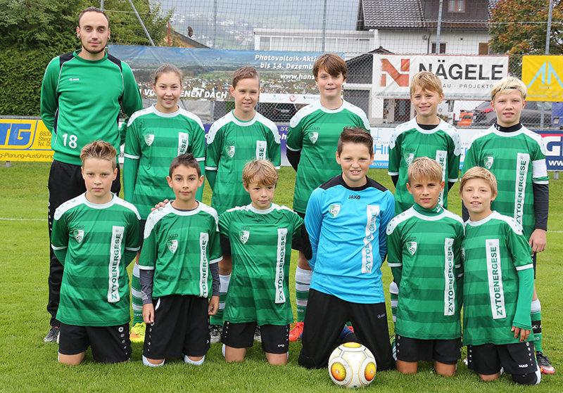 FC Renault Malin Sulz U13