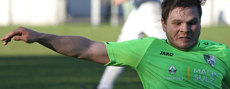 1-2 - Heim-Niederlage gegen Sulzberg