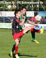 FC Sulz 1b - FC Schwarzach 1b