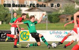 VfB Bezau - FC Sulz