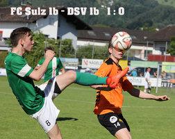 FC Sulz 1b - DSV 1b