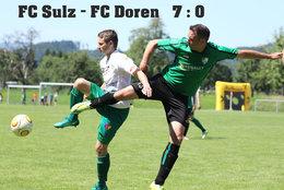 FC Sulz - FC Doren