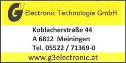 G3 Electronic