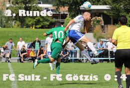 FC Renault Malin Sulz - FC Götzis
