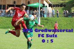 SPG Großwalsertal - FC Renault Malin Sulz
