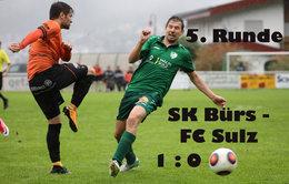 SK Bürs - FC Renault Malin Sulz