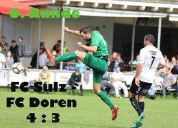 FC Renault Malin Sulz - FC Doren