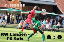 RW Langen - FC Renault Malin Sulz