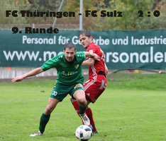 FC Thüringen - FC Renault Malin Sulz