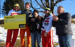 Charity-Rennen mit Rekordergebnis