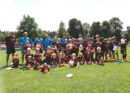 Fußballcamp erfolgreich beendet